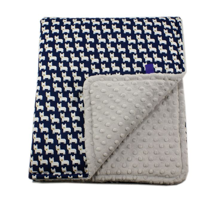 #doggy #frenchbuldog #babyblanket