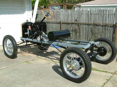 Building A Model T Speedster 1917 Ford Model T Restored