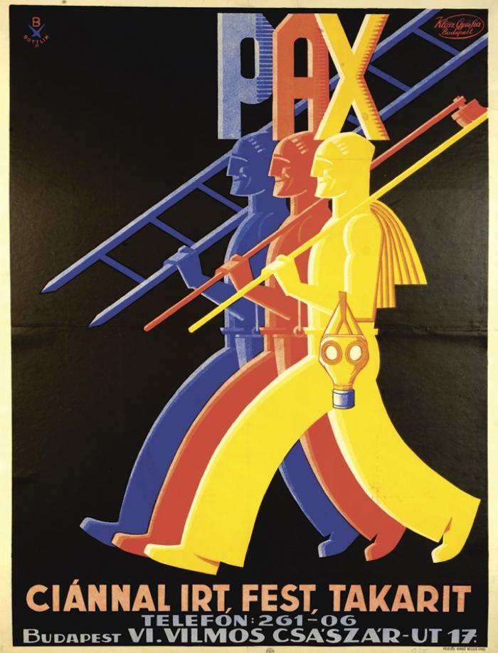 2012-ben Malagában rendezték meg Modern plakát címmel a plakátművészet hőskorát (1898–1938) bemutató nagyszabású tárlatot.(1) A spanyol kurátor 175 plakátot válogatott össze Európából és Amerikából, köztük 20 magyar darabot is. 175-ből 20? Nem rossz arány, ha a magyar művészet más műfajainak külföldi...