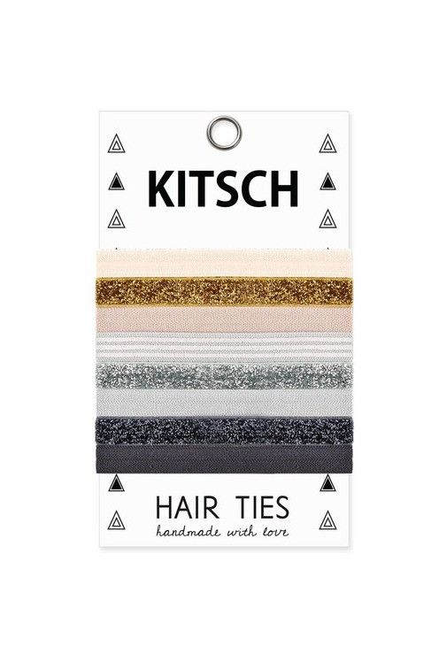 Naturally Mini Kitsch Hair Ties