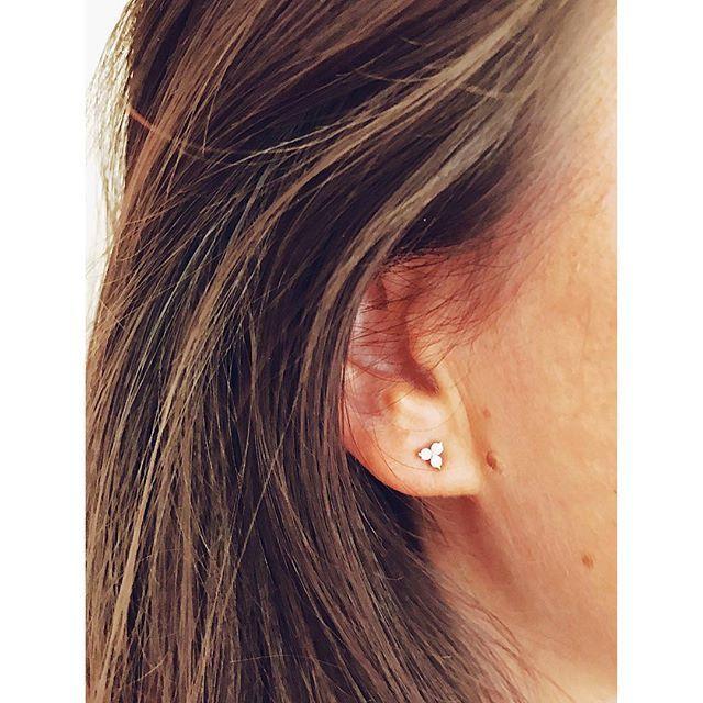 Meet are new little earring #imaginjewels #ministuds #earrings