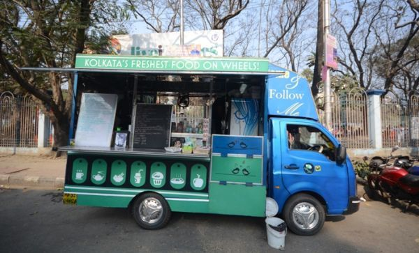Best Food Trucks In India For Some Lipsmacking Grub On The Go
