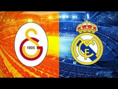 Galatasaray Vs Real Madrid Uefa Champions League 2019 2020 E Footbal Real Madrid En Vivo Uefa Champions League Real Madrid