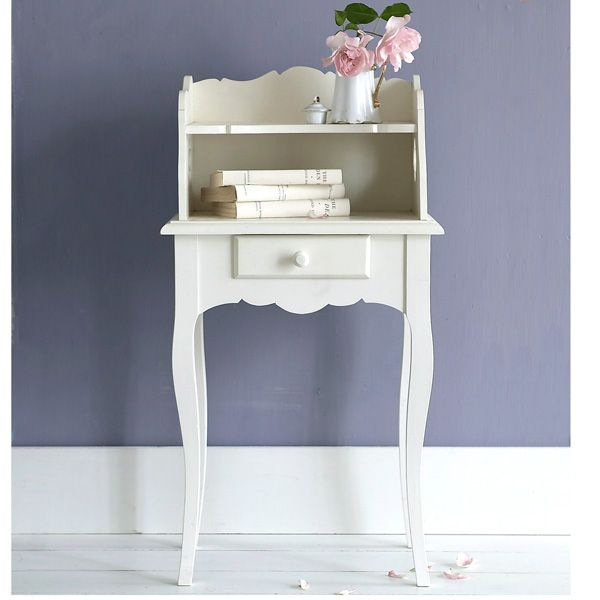 Paris galleried bedside