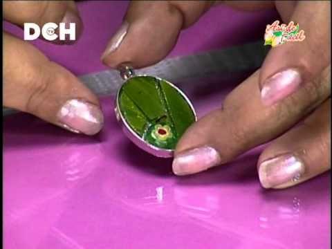 Collar micro mosaico - Manualidades Pelusa - YouTube