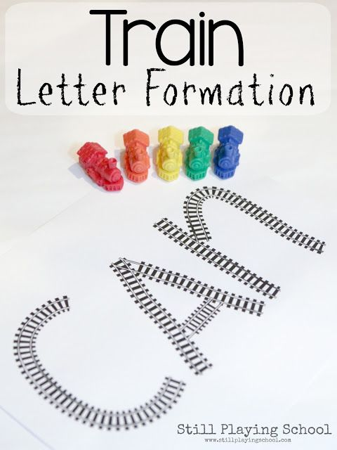 I Think I CAN Sight Word Activity - work on letter formation and sight words