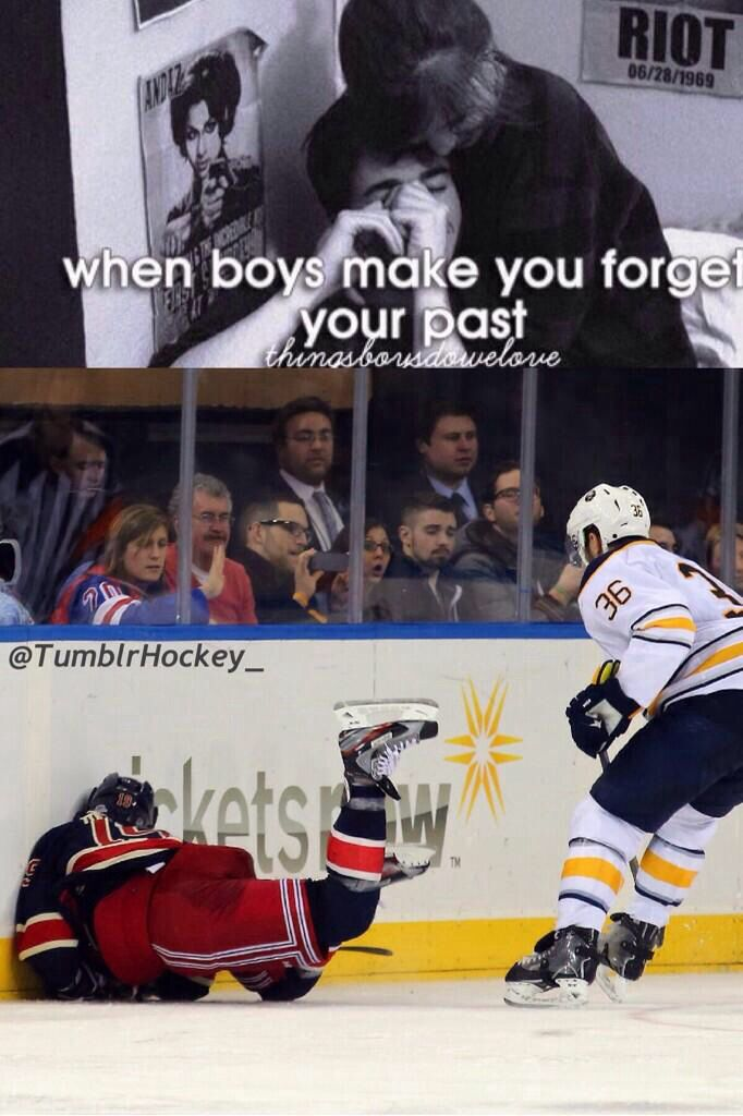 Who needs a memory anyway? #Hockey #Humor why am I laughing so hard!