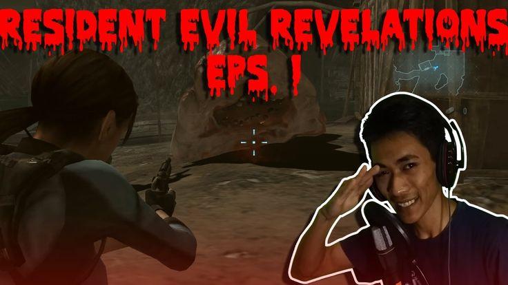 Resident Evil Revelations part 1 - Permulaan tegang :3