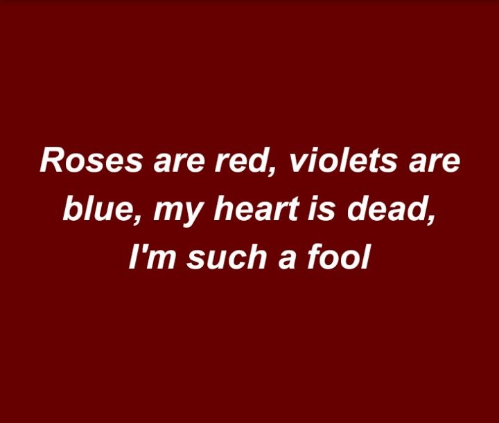 Roses- Benny Blanco and Juice Wrld | Quotes