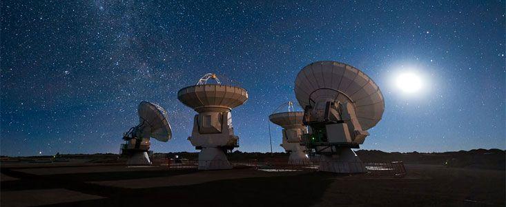 تعرف علي علم الفلك الراديوي و خطوط فراونهوفر ببساطة