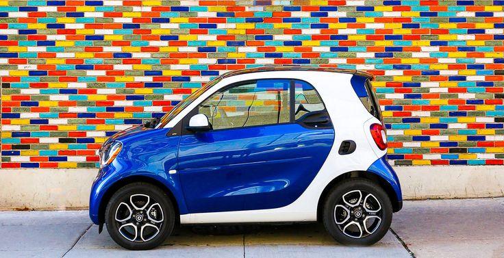 prime coupe fortwo | smart USA