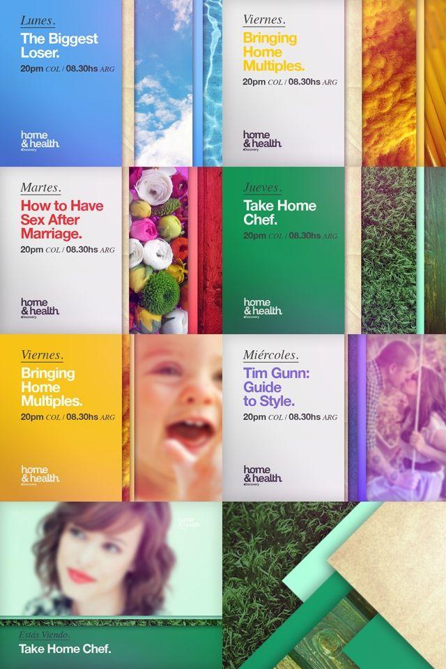 Discovery Home & Health - Santi Zoraidez - Art Director & Designer