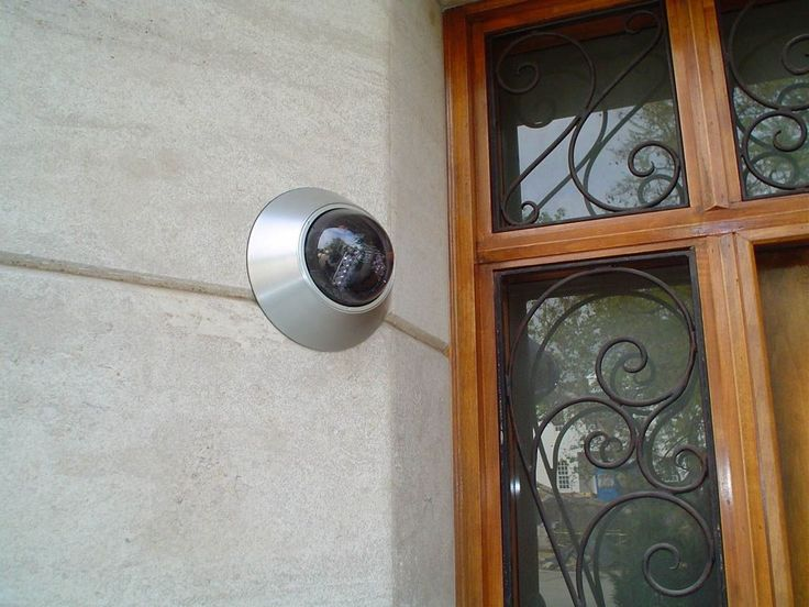 Security Camera For Home Door