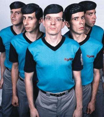 devo1981 Devo, Living Album, Plastic Wigs, Records Stores, Musicmi Band, Devo Living, Concerts Album, Vinyls Junkie, April 21St