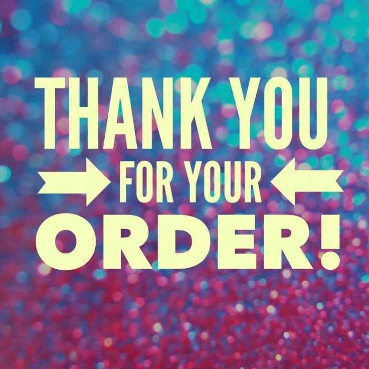 Thank You For Your Order >> Best 25 Thank You For Order Ideas On Pinterest Thank You Order