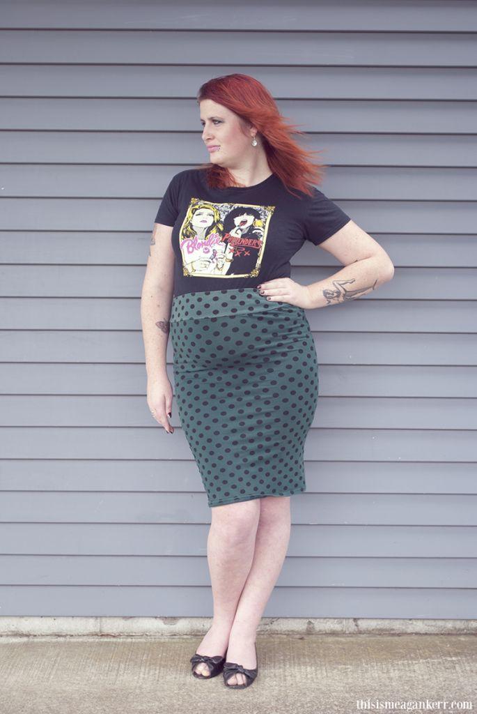 Fat Girls Shouldn't Wear Stripes: Semira Davis
