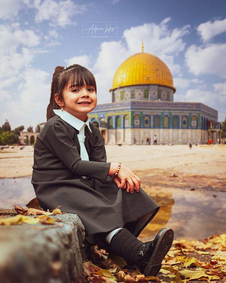 تحميل اجمل خلفية طفلة رائعة خلفيات اطفال في القدس صور عالية الجودة Taj Mahal Girl Landmarks