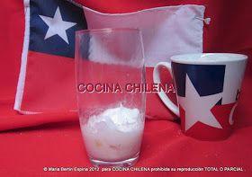 .COCINA CHILENA: TERREMOTO