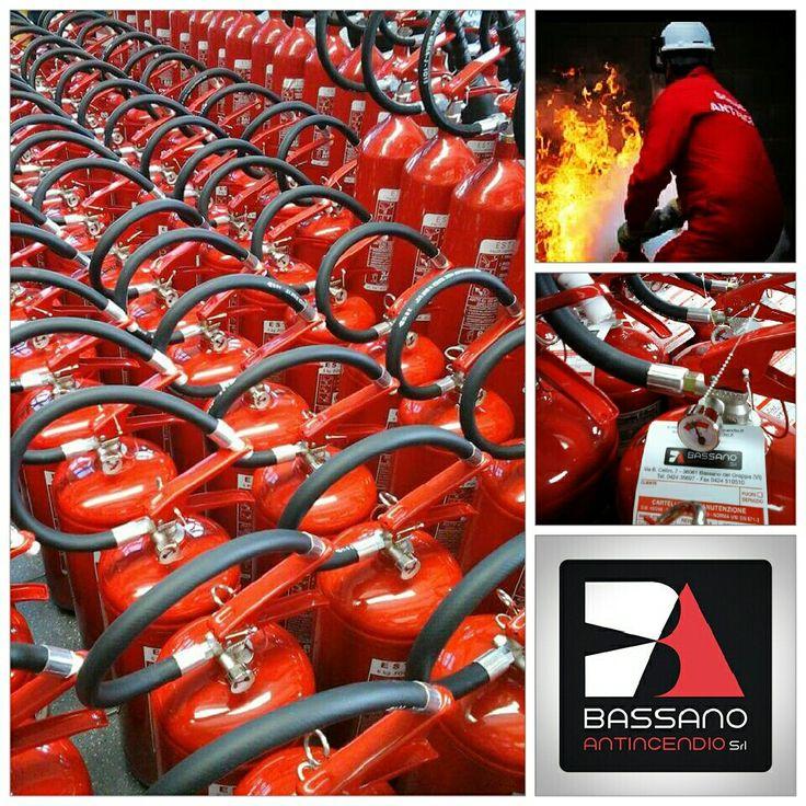 Dal 1988 Antincendio & Sicurezza www.bassanoantincendio.it #bassanoantincendio #Antincendio #sicurezza #lavoro