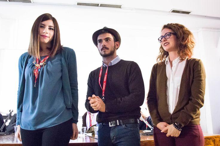 Giulia, Nico e Sara: i finalisti della categoria Young