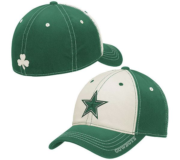 A little luck goes a long way on game day! Wear this Dallas Cowboys St. Patrick's hat for good measure. QVC.com