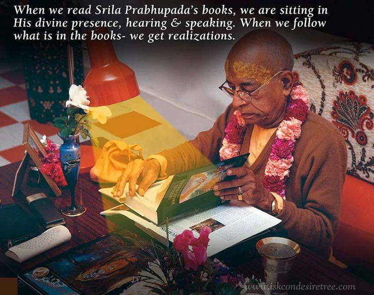 Srila Prabhupada on Books of Srila Prabhupada