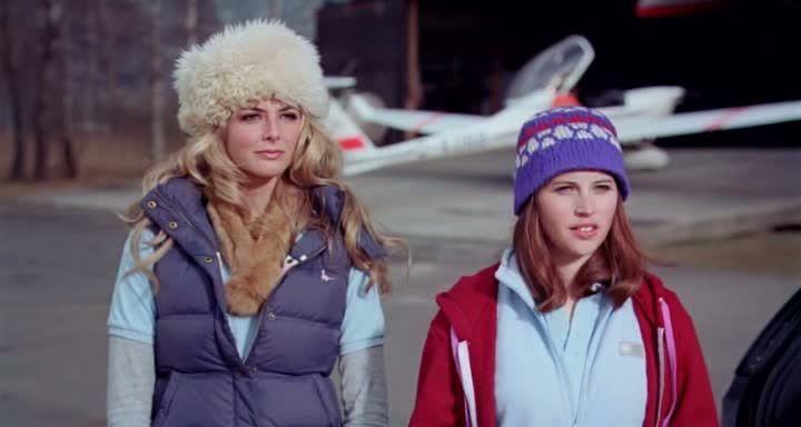 Felicity Jones in the film 'Chalet Girl' (2011)