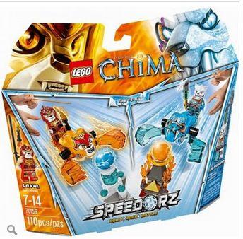 Đồ chơi Lego Chima trận chiến lửa băng 70156_385.000đ
