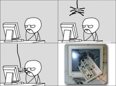 So I Scraped My Computer... - Posted in Funny, Troll comics and LOL Images - LOL Heaven