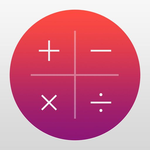 Numerical: Calculator Without Equal app icon