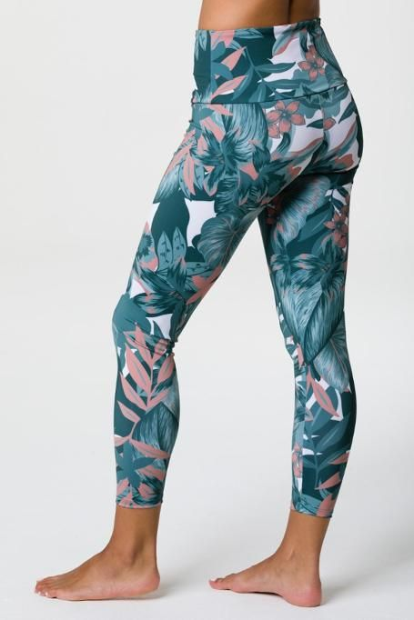 e7c5ffa8efdb4 High Basic Midi Leggings - Women's in 2019   Favorites   Leggings, Women's  leggings, Yoga leggings