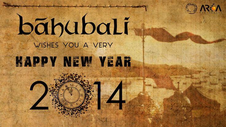 Baahubali Team Wishes you a Happy New Year 2014
