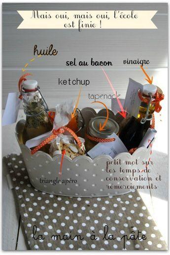 Plus de 50 recettes de cadeaux gourmands à faire vous même - La main à la pâte