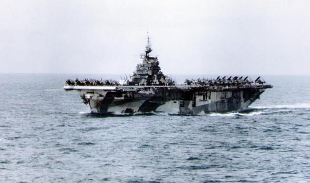 World War II: USS Hornet (CV-12)
