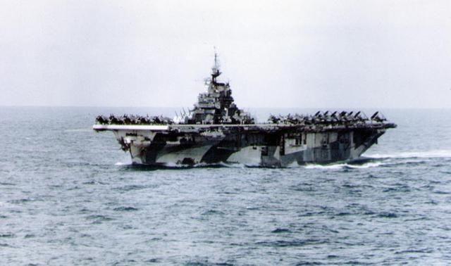 World War II: USS Hornet (CV-12)