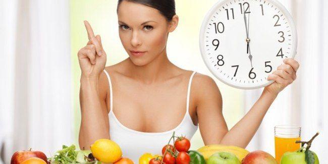 Очищающая диета согласно нашим биоритмам