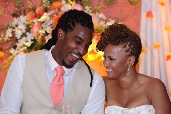 Liberian and Jamaican Wedding with Elegant Island Vibe from Karl Anderson Photography: Quellie + Nahshon - Munaluchi Bridal Magazine