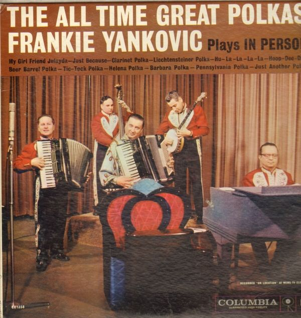 Frankie Yankovic* - The All Time Great Polkas at Discogs