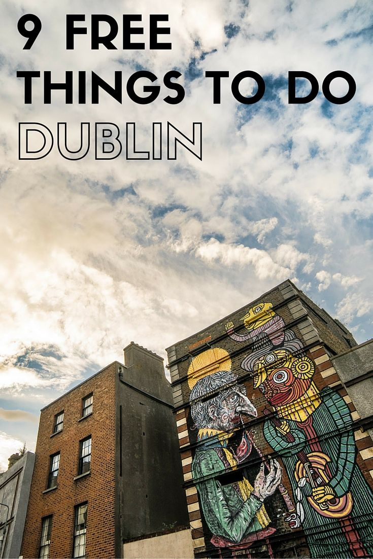Are you going to Dublin, Ireland? Are you worried about your budget? Don't! Take a look at these 9 free things to do for free in Dublin.  https://www.facebook.com/giuseppemilophoto