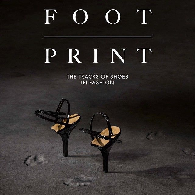 From 3 September MoMu presents 'Footprint. The Tracks of Shoes in Fashion' telling the story of inspirational and ground-breaking fashion shoes of the 20th and 21st century! This icludes iconic work by Prada, Roger Vivier, Manolo Blahnik and many many more! #momuantwerp #footprint