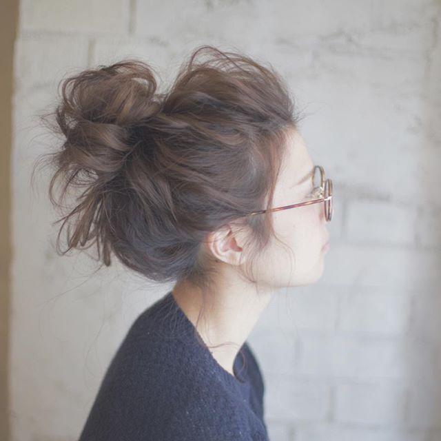 コンビニまでの道のりも可愛い私♡おうちゆる髪アレンジ9連発 - Locari(ロカリ)