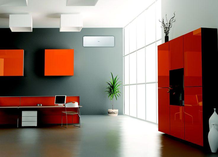 Aire acondicionado Haier Aqua Inverter: refresca, purifica y elimina bacterias.