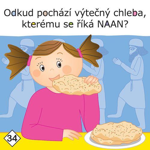 Odkud pochází výtečný chleba, kterému se říká NAAN?