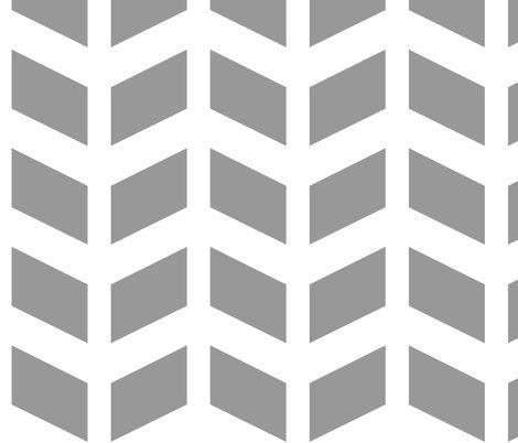 Modern Cottage ~ Herringbone Grey