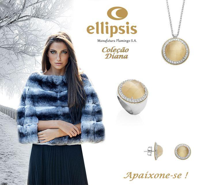 """Coleção """"Diana"""" da ELLIPSIS ♥"""