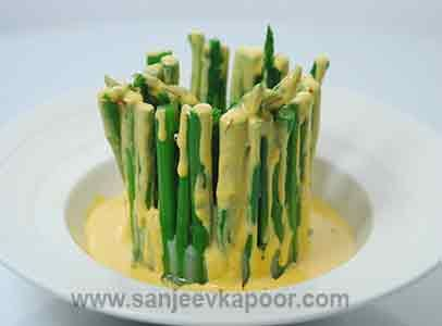 21 best starter recipes images on pinterest appetizer recipes how to make asparagus in saffron sauce asparagus cooked in saffron flavoured sauce saffron sauce recipes sanjeev kapoor forumfinder Gallery