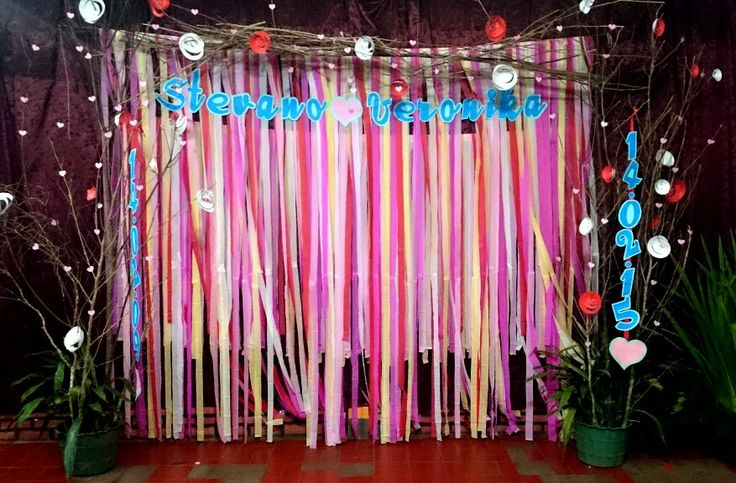 wedding photobooth decoration...diy