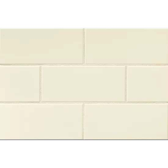 Bedrosians Traditions – Biscuit Matte 4″ x 10″ Wall Tile