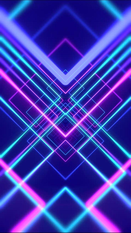 gambar wallpaper oleh Maheen Abbasi |  Wallpaper Neon, Neon ...