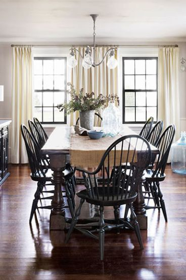 15 Ways To Get The Classic Country Look Small Dining RoomsDining